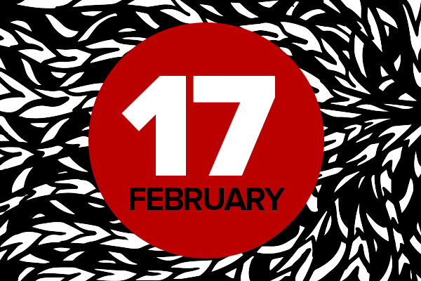 February 17 graphic