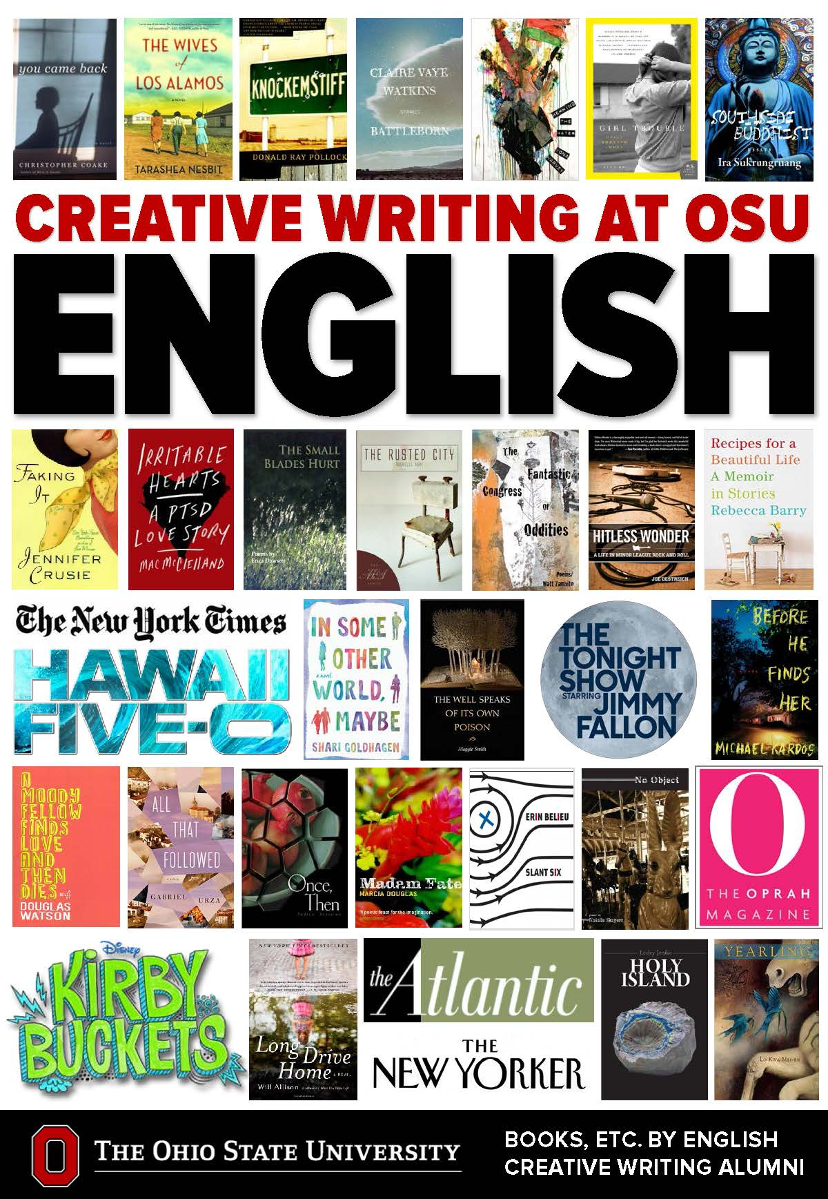 Fully funded phd programs in creative writing