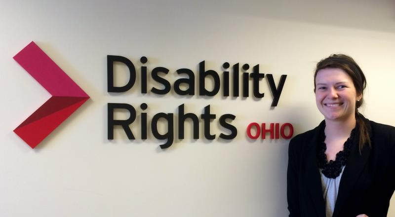 Intern at Disability Rights Ohio