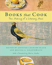 Books that Cook bookcover.